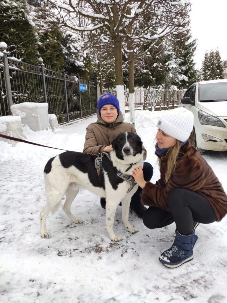 Бароша нашёл свою семью!